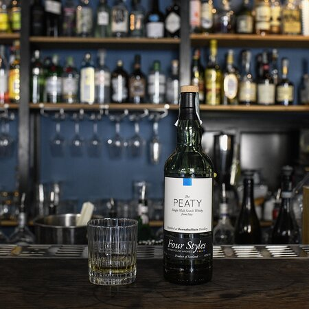 Single Malt Scotch di Islay