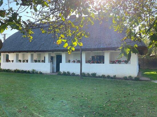 Buzsáki tájház