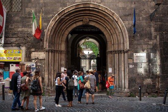 Migrantour Napoli