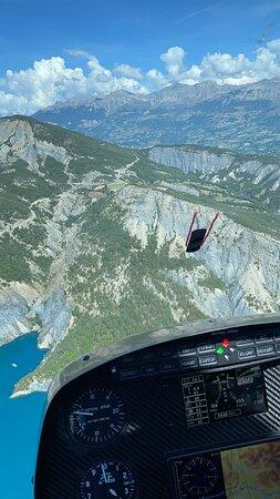 Un vol réussi
