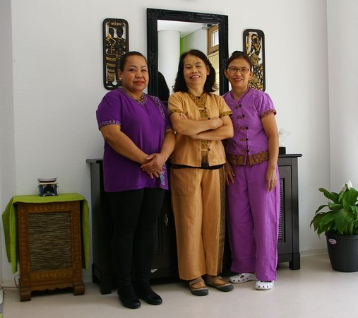 AK Traditionelle Thai-Massage