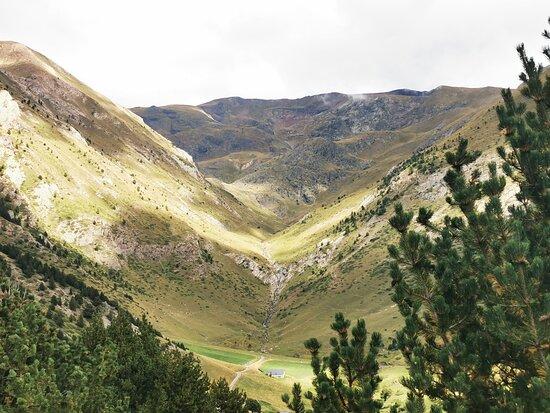 Itinerari de la Vall del Madriu