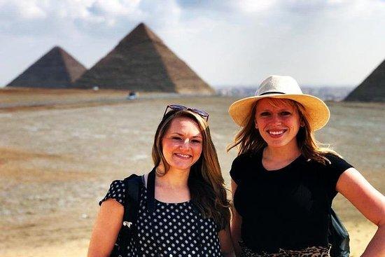 Trusted Private Half-Day Trip to Giza...