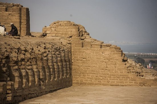 Full-Day: Pachacamac Archaeological Complex Including Lunch and Lima...
