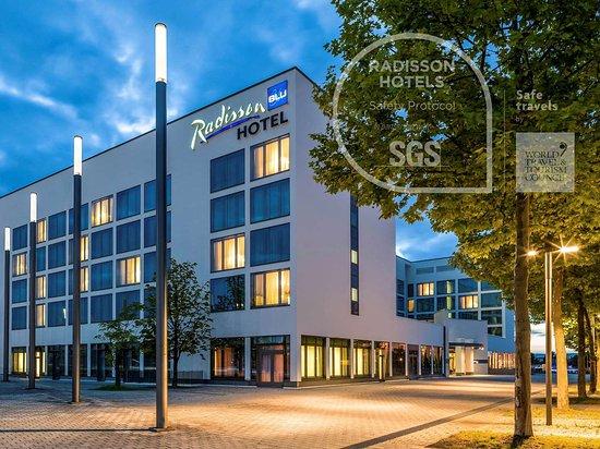 Radisson Blu Hotel, Hannover, hoteles en Hannover
