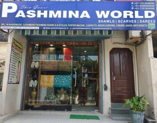 Shiv Gauri Pashmina World