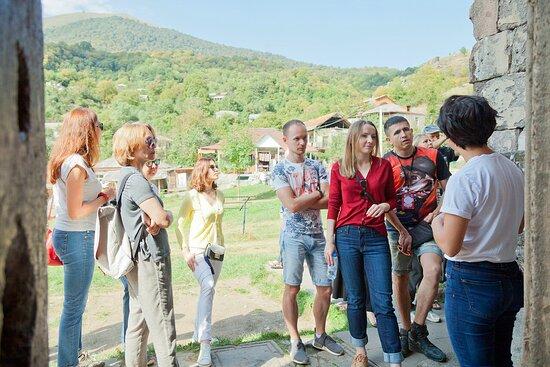 Private Lake Sevan, Sevanavank, Dilijan, Haghartsin, Goshavank Tour from Yerevan: Goshavank monastery and the common legends.