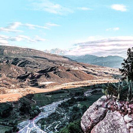 Atlas mountain guided trips from marrakech