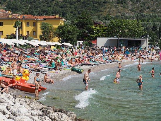 Torbole beach
