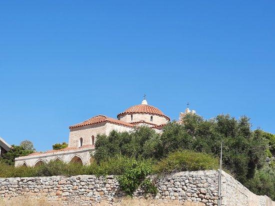 Pilos, กรีซ: église byzantine