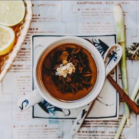 Endlich wieder TeaTime. Mit wem trefft ihr euch heute zum Essen und Tee trinken bei Pho Co?