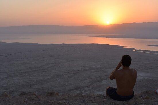 Masada Sunrise Ein Gedi and Dead Sea...