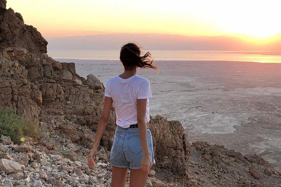 Escapada de un día: amanecer en Masada...