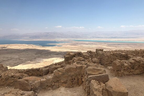 Masada, Ein Gedi and The Dead Sea from...