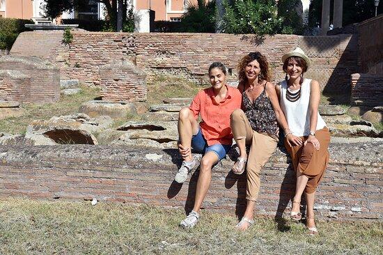 Visit Ostia Antica