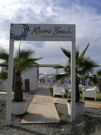 accesso a spiaggia