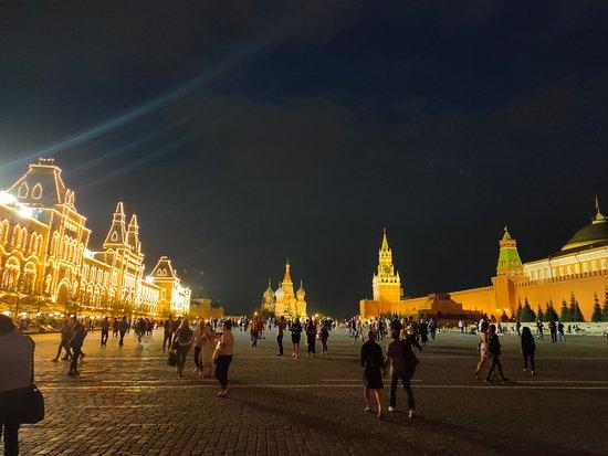 La Plaza Roja y Kitay-górod: Moscow before covid19 - 2019