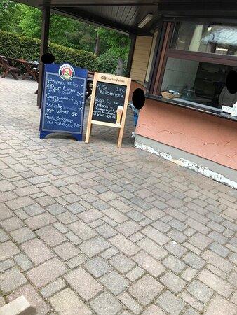 Limbach, Nemecko: Parkschänke - reštaurácia