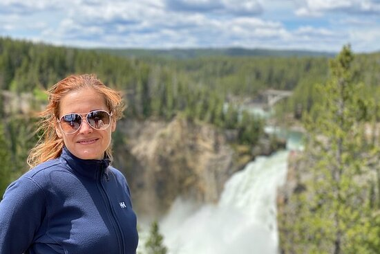 VIP Safari of Yellowstone from West...