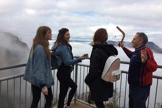 蓝山小团体团体游从悉尼出发,参观野生动物园和游轮