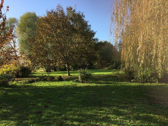 Domaine Du Sillon: Le parc au fil des saisons...