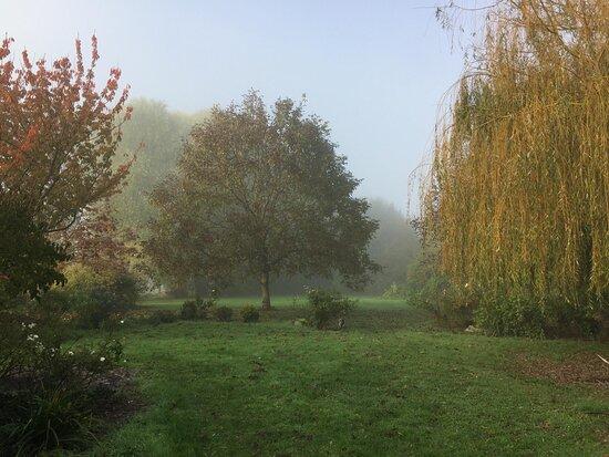 Le parc au fil des saisons...