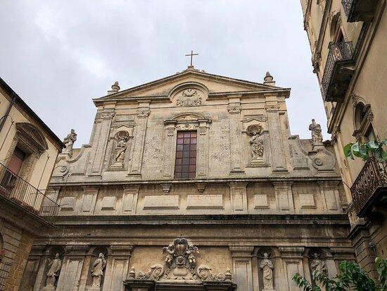 La Chiesa del Gesu'