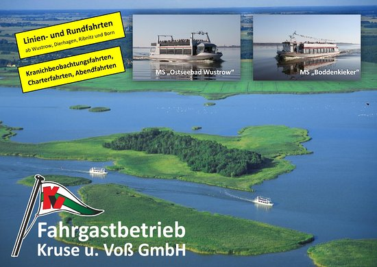 Fahrgastbetrieb Kruse und Voss