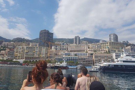 Excursión en barco desde Niza a...