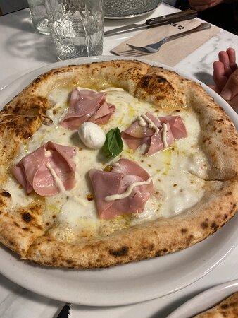 Espectacular Pizza Napolitana