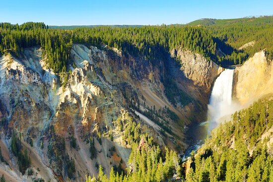 EASY to get to with great views of Waterfalls