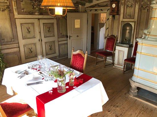 Amriswil, سويسرا: Das Grossmutter-Stübli.