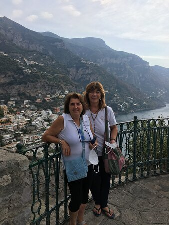 Tour to the Amalfi Coast Positano, Amalfi & Ravello from Sorrento – valokuva