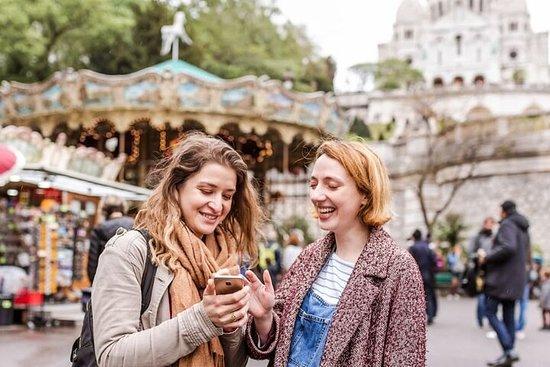 Visite privée à pied du meilleur de Montmartre