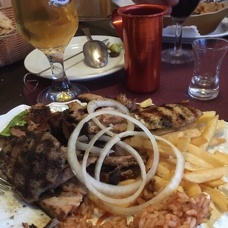 Griechische Gastfreundschaft in Kappeln