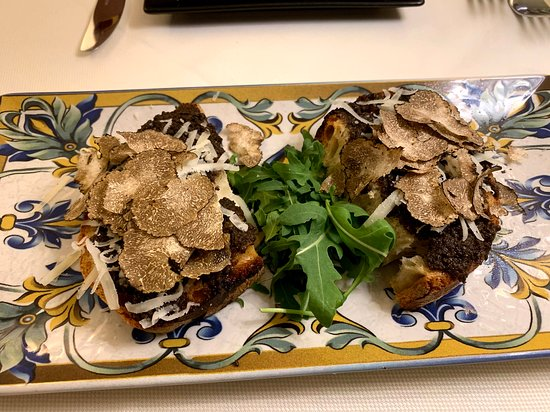 You have to go here! Truffle heaven
