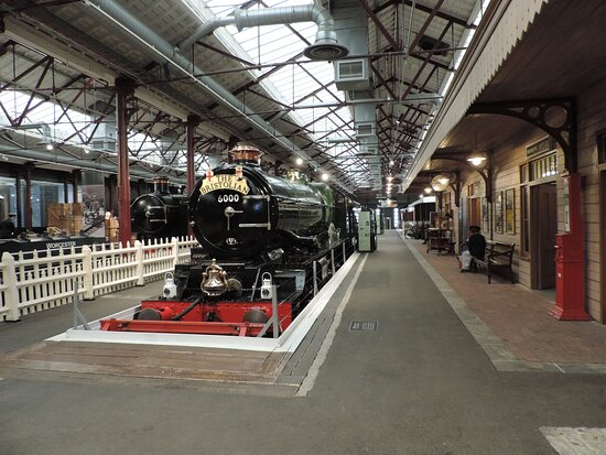 ‪STEAM - Museum of the Great Western Railway‬