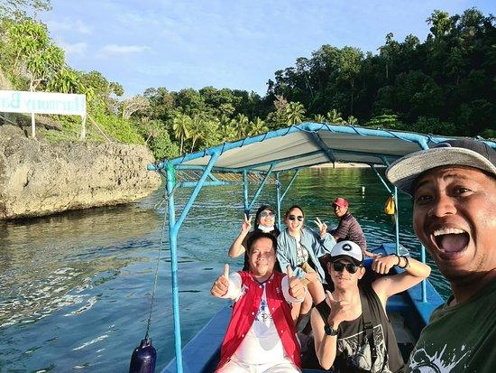 Foto Pulau Una Una