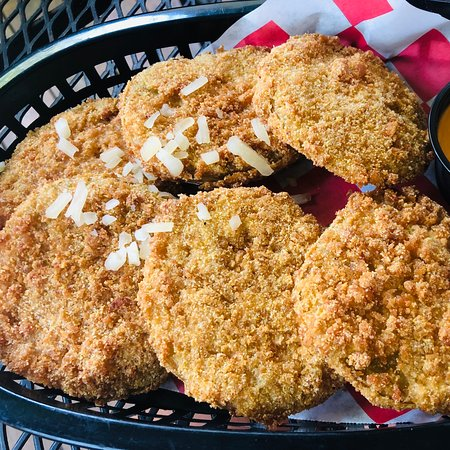 Best fried green tomatoes ever!