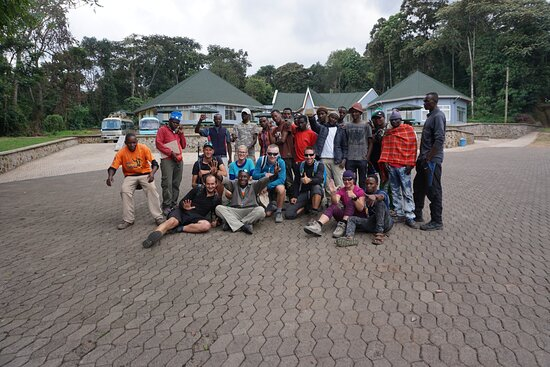 7 Days Machame Route Kilimanjaro Expedition: all