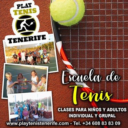 Play Tenis Tenerife