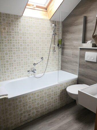 Forbach, Germany: Bathroom.