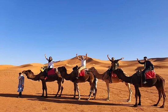 Authentic Desert tours Morocco