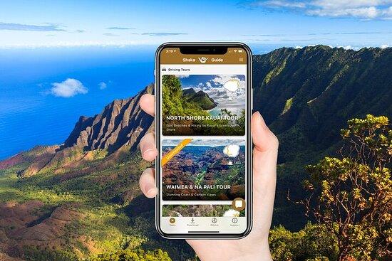 Epic Kauai 4 Day Audio Driving Tour Bundle Adventure