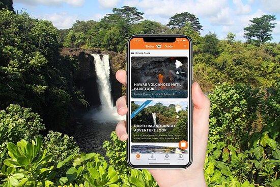 Paquete de Big Island Tour: Obtenga 5 Big Island Audio Tours