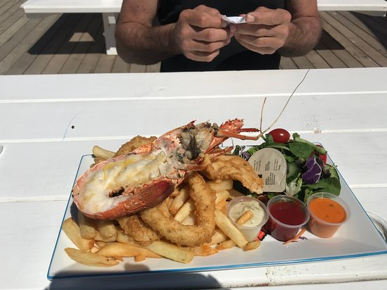 Our $60 lunch