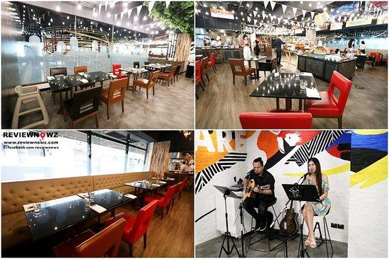 โรงแรมโนโวเทล ปากเกร็ด นนบุรี: ทำใหม่ใหญ่กว้างขวาง