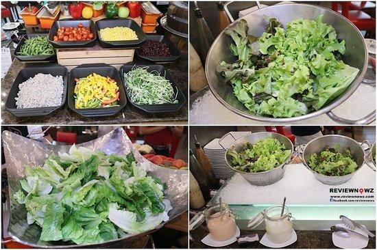 โรงแรมโนโวเทล ปากเกร็ด นนบุรี: Salad