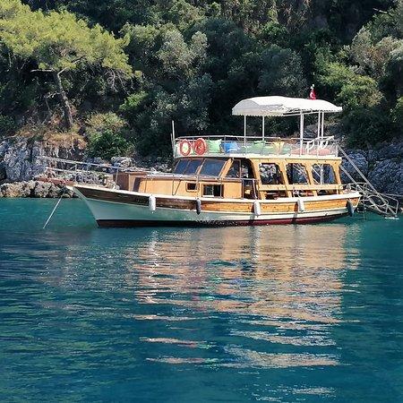 Hamak Gezi Teknesi