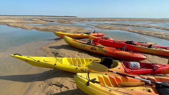 Island Kayak Oléron
